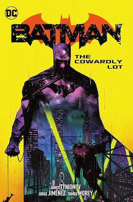 Batman (2020- ) by James Tynion IV #4