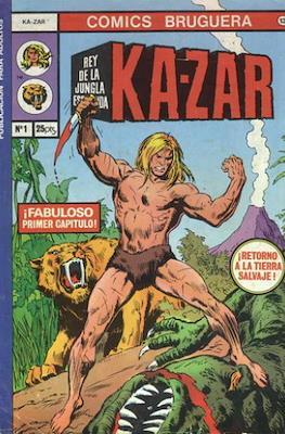 Ka-Zar. (1978) #1