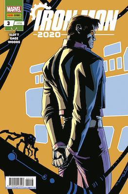 El Invencible Iron Man Vol. 2 (2011-) #116/3