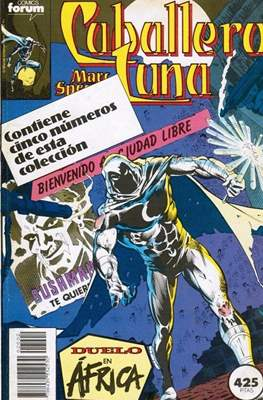 Caballero Luna (Retapado) #2