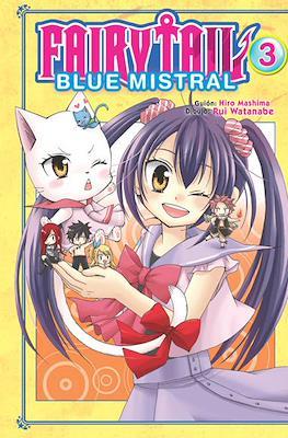Fairy Tail - Blue Mistral (Rústica con sobrecubierta) #3