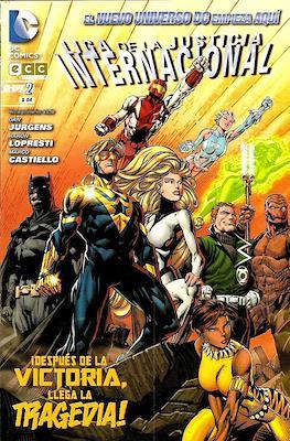 Liga de la Justicia Internacional (tomo) #2