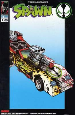 Spawn McFarlane's Toys Serie 1 Comic-books (Comic-book) #7