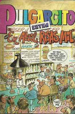 Extras numerados (1982-1985) (Grapa) #88