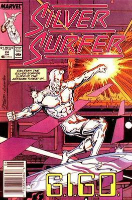 Silver Surfer Vol. 3 (1987-1998) #24