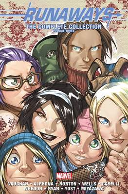 Runaways: The Complete Collection (Rustica) #3