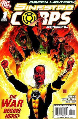 Green Lantern Sinestro Corps Special (2007)