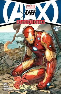 AvX: Consequences (Comic Book) #3