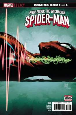 Peter Parker: The Spectacular Spider-Man (2017-2018) (Comic Book) #306