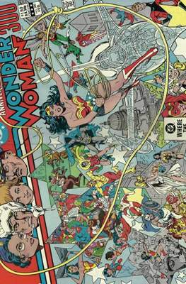 Wonder Woman Vol.1 #300