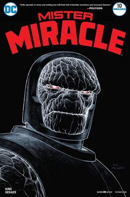 Mister Miracle (Vol. 4, 2017- 2018) #10