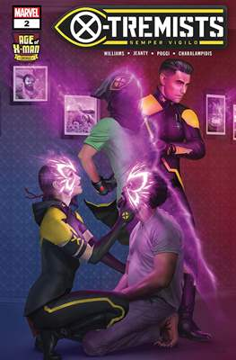 Age of X-Man: X-Tremists (2019) (Comic Book) #2