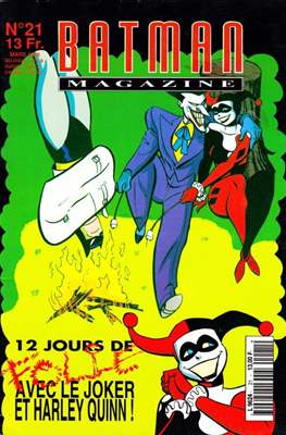 Batman Magazine (Agrafé. 32 pp) #21