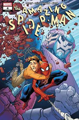 The Amazing Spider-Man Vol. 5 (2018 - ) (Comic Book) #4