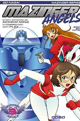Mazinger Angels #3