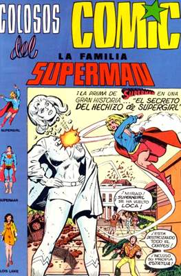Colosos del Cómic: La familia Superman #4