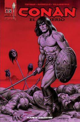 Conan el Cimmerio (Grapa 24-48-72 pp) #15