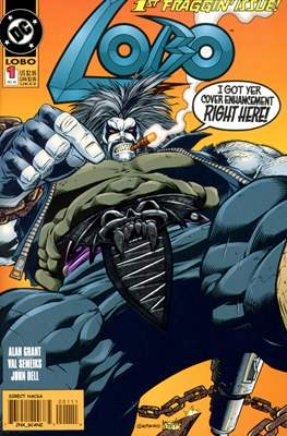 Lobo Vol. 2 (1993 - 1999 Grapa) #1