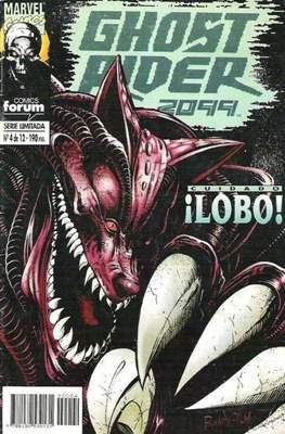 Ghost Rider 2099 (Grapa 24 pp) #4