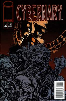 Cybernary (1994) (Grapa) #4