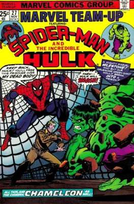 Marvel Team-Up Vol. 1 (Comic-Book) #27