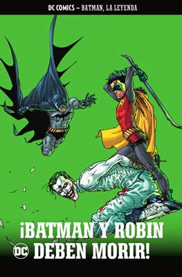DC Comics - Batman, la leyenda #22