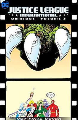 Justice League International Omnibus (Hardcover) #2