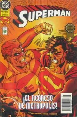 Superman ¡El regreso de Metrópolis!