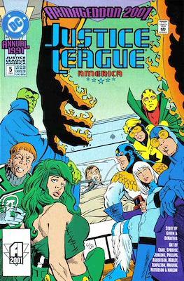 Justice League Annual (Comic Book) #5