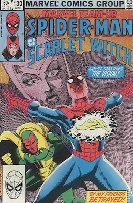 Marvel Team-Up Vol. 1 (Comic-Book) #130