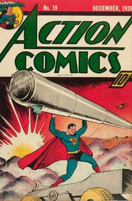 Action Comics Vol. 1 (1938-2011; 2016-) (Comic Book) #19