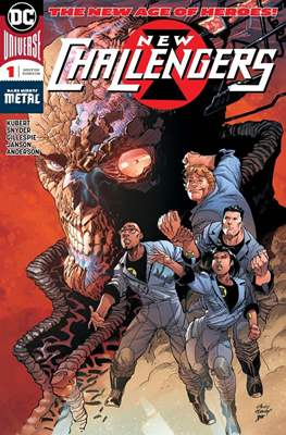 New Challengers (2018) (Comic Book) #1