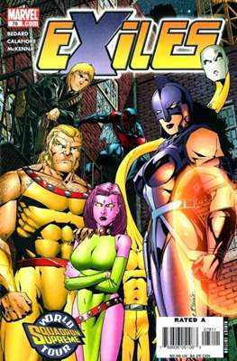 Exiles Vol 1 (Comic book) #78