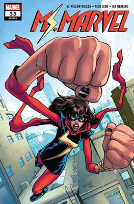Ms. Marvel (Vol. 4 2015-...) #33