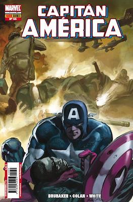 Capitán América Vol. 7 (2005-2011) #55
