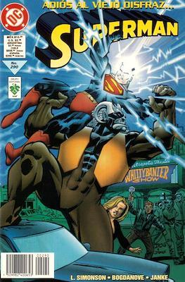 Supermán (1986-2001) (Grapa) #290