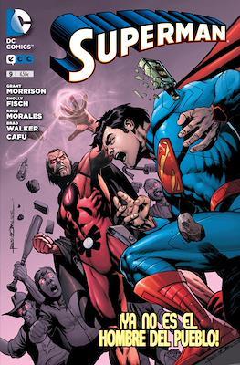 Superman. Nuevo Universo DC / Renacimiento #9