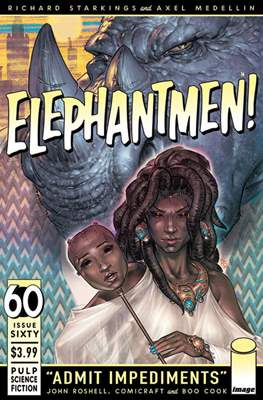 Elephantmen (Grapa) #60