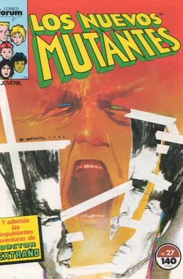 Los Nuevos Mutantes Vol. 1 (1986-1990) (Grapa 32-64 pp) #27