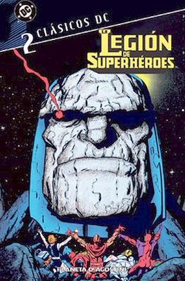La Legión de Superhéroes. Clásicos DC #2
