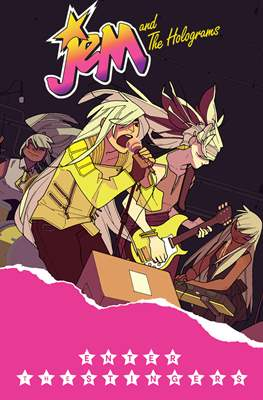 Jem and The Holograms (Softcover) #4