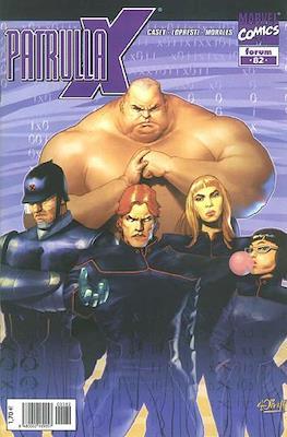 Patrulla-X Vol. 2 (1996-2005) (Grapa) #82