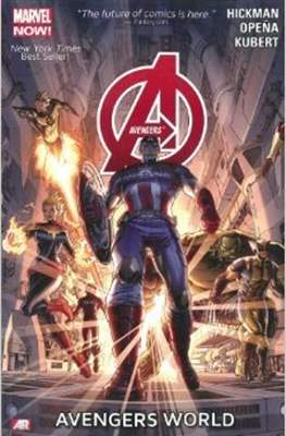 Avengers Vol. 5 (2013-2015) (Softcover) #1