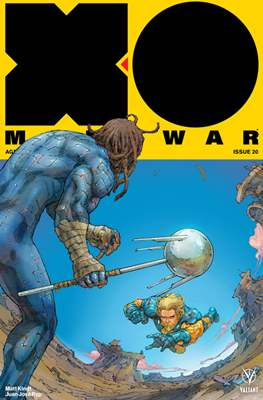 X-O Manowar Vol. 4 (2017) (Comic-book) #20