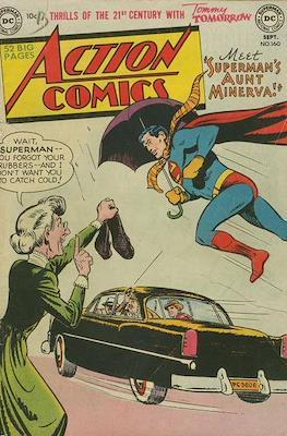 Action Comics Vol. 1 (1938-2011; 2016-) (Comic Book) #160