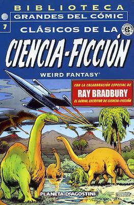 Clásicos de la Ciencia-ficción. Biblioteca Grandes del Cómic #7