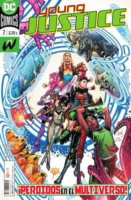 Young Justice (2019-) (Grapa 32 pp) #7