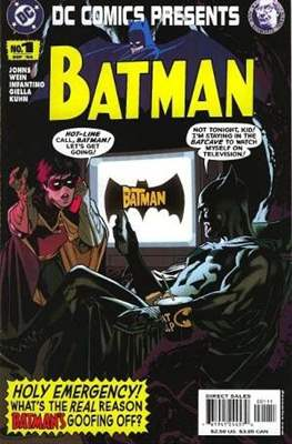 DC Comics Presents vol. 2 (2004) (Comic book) #2