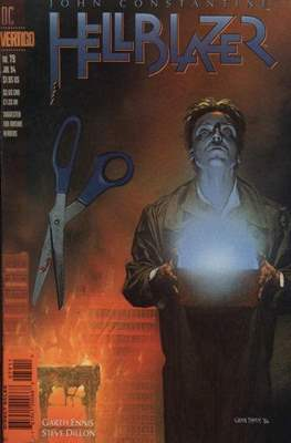 Hellblazer (Comic Book) #79