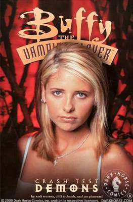 Buffy the Vampire Slayer (1998-2003) (Softcover) #4